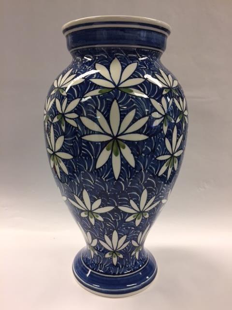 De Candelaer Vase Lotus flower